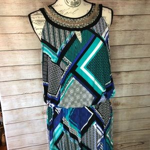Sandra Darren maxi dress